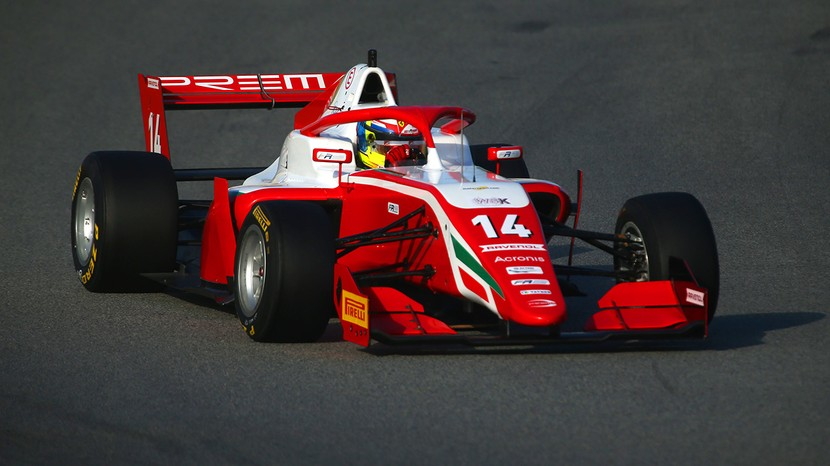The Swede, born in 2004, has torn through the ranks of the Ferrari Driver Academy, finishing third in his first attempt at the Italian Formula 4 championship, with a win, a pole position and five more podium finishes.