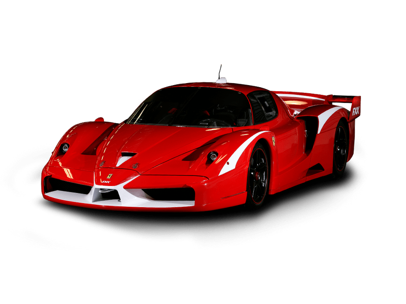 Ferrari FXX Evo - Line Up