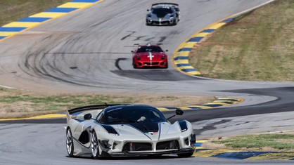 The 2020 season of XX Programmes and F1 Clienti events kicked off at the legendary Road Atlanta  circuit, which again hosted the sounds and colours of Ferrari Racing Days two years after the last visit.