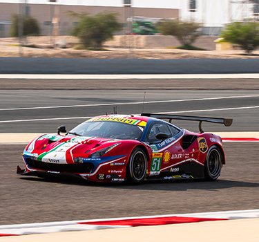 Ferrari Competizioni GT - Official Website