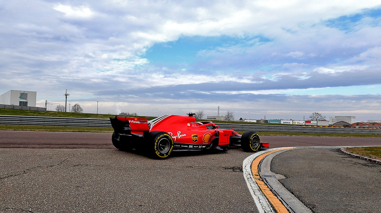 Today saw the start of five days of testing at Fiorano for Scuderia Ferrari, with seven drivers involved.
