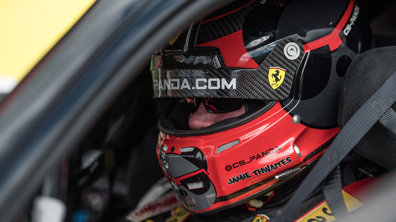 This week Fast Lane hosts Jamie Thwaites who has driven for JCT600 Brooklands Leeds in the Ferrari Challenge UK for the past two seasons and who won the Coppa Shell.