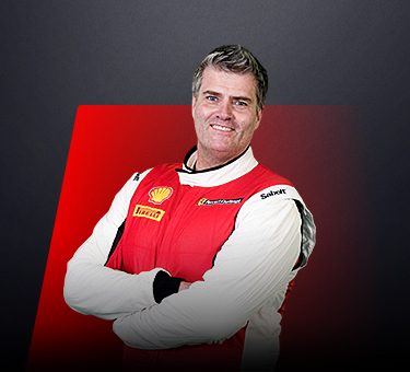 Martin Smith, driver in Ferrari Challenge UK - GBR