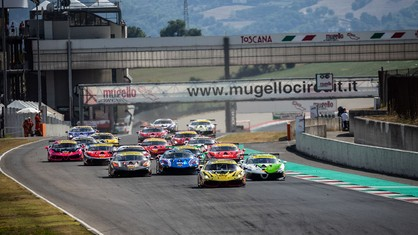 Emanuele Maria Tabacchi enjoys a special rapport with the Mugello track, as we can see from his five victories out of five races held in 2019 and 2020.