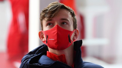 Callum Ilott, Ferrari FDA Esports Team - Virtual British GP 2021