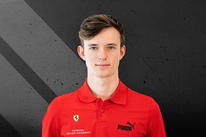 Ferrari Driver Academy Team: Callum was born in Cambridge, UK, on November 11th 1998.