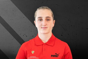 Ferrari Driver Academy Team: Maya Weug was born on 1 June 2004 on Spain's Costa Blanca and has already made history, becoming the first girl to join the Ferrari Driver Academy.
