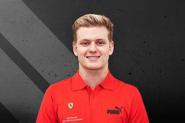 Ferrari Driver Academy Team: Mick Schumacher was born on 22 March 1999 at Vufflens-le-Chateau, Switzerland.