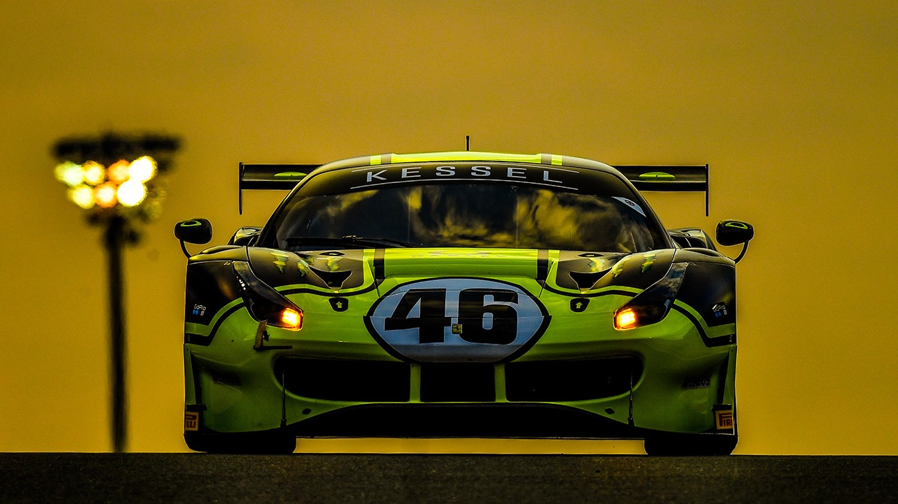 ONE-OFF RACES GULF 12 HOURS – SEASON REVIEW: Fabulous debut for Rossi in 488 GT3