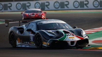The limelight falls on the 2020 Finali Mondiali Ferrari, which got underway today in the splendid setting of the Misano World Circuit Marco Simoncelli in Misano Adriatico.