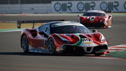 Brunsborg to debut in Ferrari Challenge