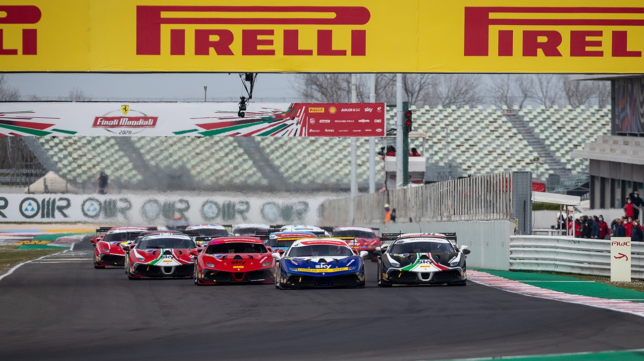 First thrills and wins at Finali Mondiali