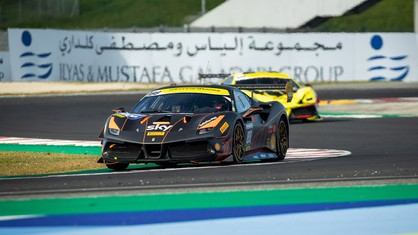 One-on-one. The two Coppa Shell rivals shared the last victories up for grabs at Misano.