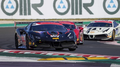 Thrills, spills and suspense as Florian Merckx (Baron Motorsport) and Han Sikkens (HR Owen) were garlanded with the 2020 Trofeo Pirelli World Championship titles in their respective classes at the end of the Finali Mondiali held today in Misano.