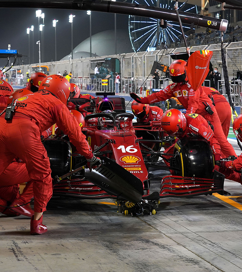 Iñaki Rueda, Head of Race Strategy, analyses the Bahrain Grand Prix.