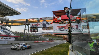 Scuderia Praha returned to the 24H Series in style with second place in the 12 Hours of Mugello. The Czech team, multiple champions in the category, competed in the second round of the season in the GT3 Am class. Its 488 GT3 was crewed by Josef Kral, Miroslav Výboh and Matúš Výboh.