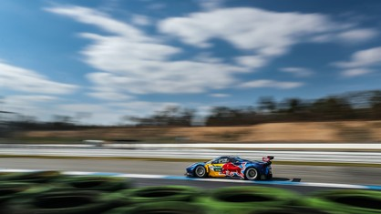 First DTM pre-season test in Hockenheim complete
