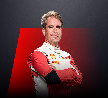 Ferrari Challenge NA Official Drivers 2021
