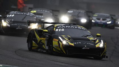 Third and fourth place in Pro class for Iron Lynx at Monza