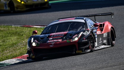 The ten Ferraris competing in round one of the Italian GT Championship at Monza over the weekend took home some excellent results.